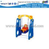 Schommeling van de Dia van het Stuk speelgoed van de peuter de Plastic Plastic die op Voorraad (hc-16406) wordt geplaatst