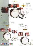 後輩のドラムセット、ドラムキット(JW165-P1、JW144-P2、JW143-P3)