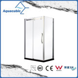 목욕탕 유리제 간단한 샤워실 및 샤워 울안 (AE-BFGL821A)