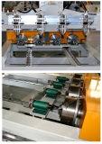 0809 router 4 principal, routeres de madeira do CNC de 4 linhas centrais do CNC, máquina de estaca de madeira com os 4 eixos para a madeira