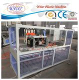 Línea plástica maquinaria del tubo del plástico del PE del HDPE PPR PP