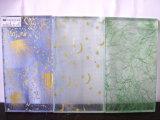 유리제 내각을%s 새로운 디자인 직물 박판으로 만들어진 유리