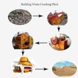 A melhor planta de venda do triturador de pedra do basalto