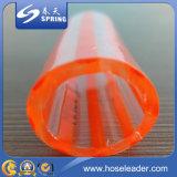 Belüftung-freier transparenter flexibler waagerecht ausgerichteter Plastikschlauch