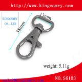 Crochet de sac à main de bride de fixation de bourse de support de sac à main en métal de qualité