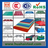 Profil-Dach galvanisiert oder Galvalume-überzogene Stahlbleche