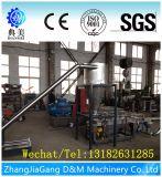 Machine de rebut de pelletisation de PVC de plastique de Chine