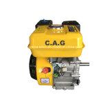 Motor van de Schacht van de Benzine 6.5HP van Cag de Horizontale (tg200)