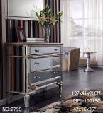 La vie moderne de meubles en miroir armoire tiroir