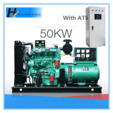 Hete Diesel van de Alternator van de Macht 55kw/68.75kVA van de Verkoop Reserve Brushless Generator