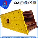 Forte macchina lineare del vaglio oscillante di trattamento di potere/alta qualità/industria di Baite per la sabbia/il sale/la farina