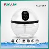 Funglan Kj-167 Purificador de ar de água Globe Freshener com ionizador
