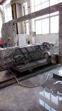 CNC alambre del diamante vio la máquina de corte de piedra para mármol y granito