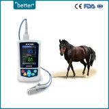 Портативное устройство Поп/ветеринарных вход монитора пациента Bt-V4