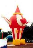 Новейший дизайн рекламы надувных игрушек Mascotcartoon
