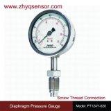 Moule de Connectiontomobile de filet de vis de l'indicateur de pression d'AuDiaphragm (PT124Y-620)