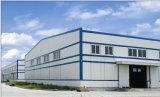 가벼운 구조 강철 Prefabricated 작업장