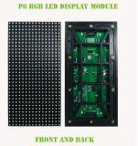 Visualización de pared video publicitaria a todo color al aire libre de la cartelera LED de P8 LED