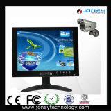 Moniteur CCTV professionnel de haute résolution de 7 pouces de 8 pouces avec BNC, VGA, ports d'entrée AV