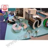 Fabricación de la muestra de la carta de canal del ahorro de energía de Bytcnc