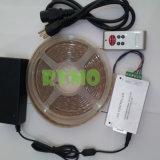 Светодиод 5 м газа комплект освещения с помощью контроллера Romote+300 светодиодный RGB SMD5050, Non-Waterproof+12 В источник питания (RM-Sk-5050RGB60nw--6РЧ