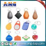 Custom Key Fob RFID 125kHz cuir chaîne de clés RFID