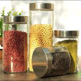 De Opslag van diverse van de Capaciteit van het Glas van de Honing Kruik en van het Voedsel