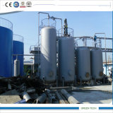 Oil di lavaggio Recycling Machinery da Distillation Purification 10tpd