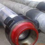 API 7k Grade D & E Tuyau de perçage rotatif hydraulique à haute pression / tuyau de forage / tube de forage