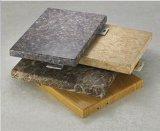 ألومنيوم أثاث لازم ينحت يثقب بثق لوح قرص عسل سقف
