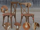 Оптовая торговля Китая сад дерева креста назад ресторанов стулья
