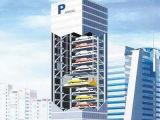 Lift van het Parkeren van de Toren van het Systeem van het Parkeren van de Lift van Pcx de Verticale
