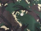 Tessuti 100% del camuffamento della foresta della saia del cotone