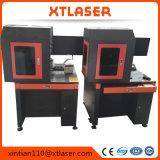 Linha máquina de estaca Ipg do laser 30W da fibra para a jóia que faz a maquinaria