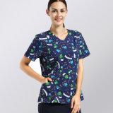 L'ultimo disegno frega gli insiemi stampati frega l'infermiera uniforme