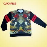 Heißer Verkauf! Crewneck Hoodies für Adults, Sublimation Printing& Custom Design Sweatshirts