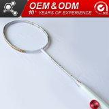 Sportieve Goederen van de Koolstof van de Racket van het Badminton van de douane de Professionele