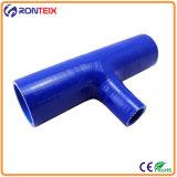 Tubo flessibile del silicone di figura di T