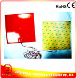 [2002001.5مّ] [3د] طابعة ساخن سرير [سليكن روبّر] مسخّن