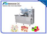 Alimentação automática de alta velocidade dos doces e máquina de embalagem