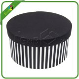 Chapéu personalizado Caixa de embalagem de papel redonda