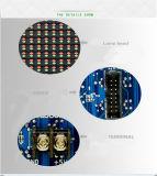 P10 al aire libre RGY tricolor módulo de visualización 320 * 160mm 1/4 Analizar en busca de P10 color dual LED programable emotivo mensaje