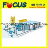 Hydraulischer automatischer Block Qty9-18, der Maschine, Block-Produktionszweig herstellt