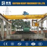 Gru a ponte di alta qualità di Kaiyuan con la gru a benna