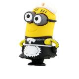 Karikatur USB-Blitz-Laufwerk schändlich ich USB-Stock