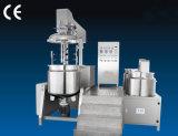 クリーム色の真空の乳化機械(Zrj-100L)