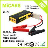 Dispositivo d'avviamento portatile elettrico dell'automobile di potere del ripetitore del fornitore dell'OEM