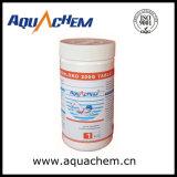 Ácido Trichloroisocyanuric para a piscina com produto químico do cloro