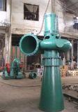Turbine à flux croisé de 30kw-100kw Générateur de turbine à eau à turbine à eau à petite turbine à eau