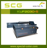 Alfa Multi-Color Flatbed Panel UV Printer per Fabric Kuf2030-S